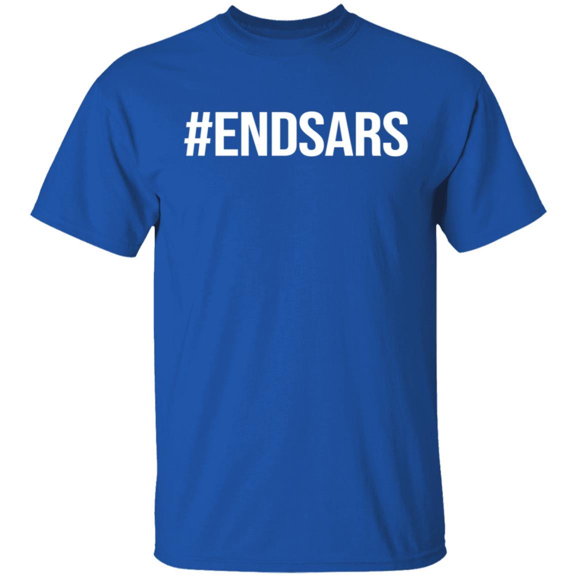 #EndSARS T Shirt