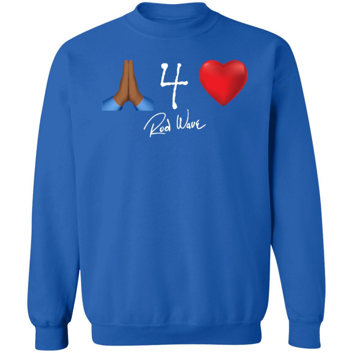 Rod Wave Merch Pray 4 Love Hoodie