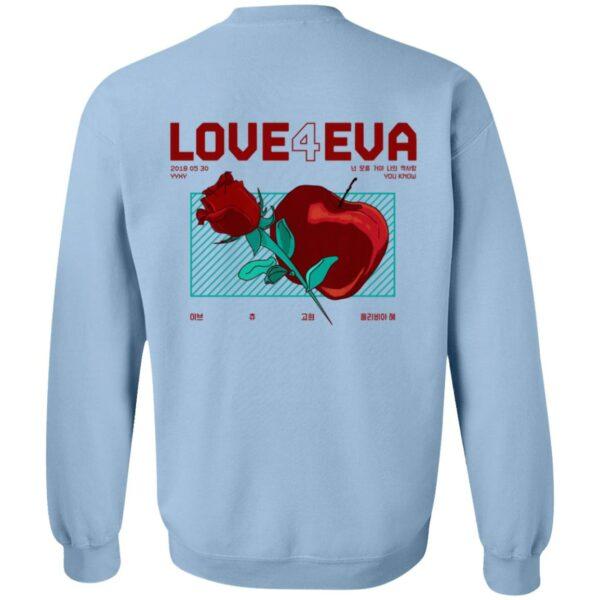02 Khjlooking Love Four Eva Sweashirt