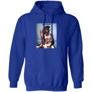Duc - Simplyheat Michael Jordan Championship T Shirt Iamkickz